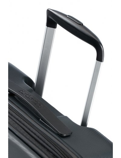 Tracklite 4-wheel Spinner suitcase 78cm Exp. Dark Slate - Large suitcases