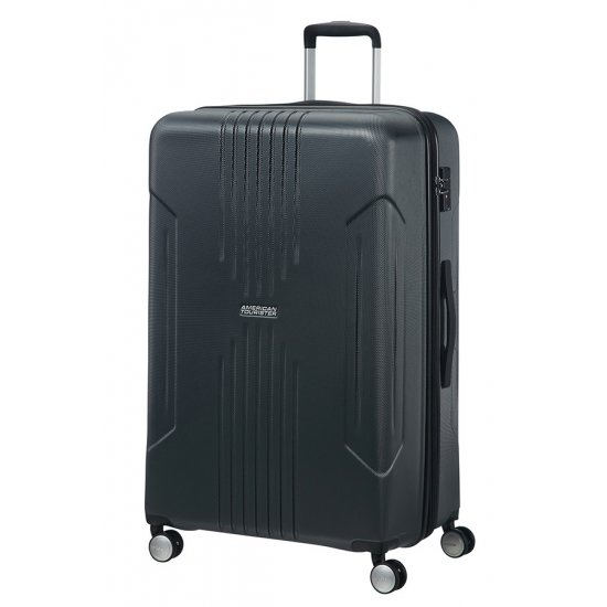 Tracklite 4-wheel Spinner suitcase 78cm Exp. Dark Slate