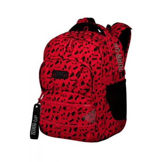 Turn Up Backpack  M Love Potion