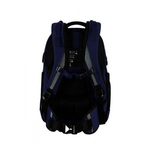 Turn Up Backpack  M Royal Cobalt