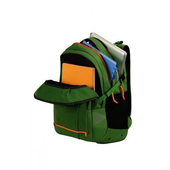 Turn Up Backpack  L Leaf Green/Garden