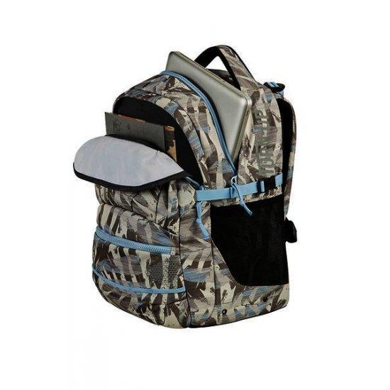 Turn Up Backpack  M Angel Falls