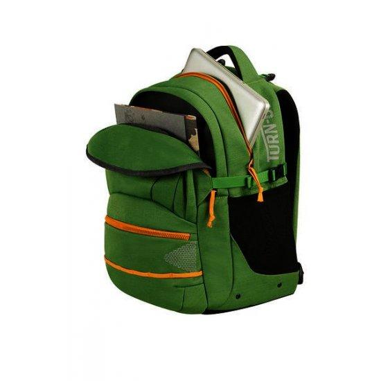 Turn Up Backpack  M Leaf Green/Garden