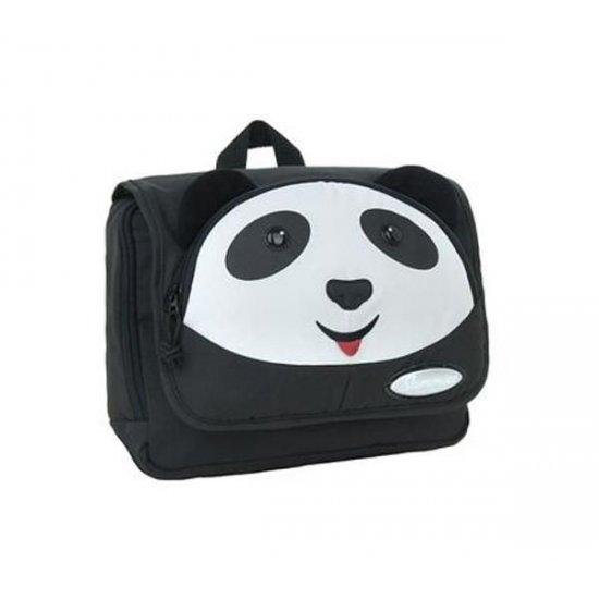 Ученическа чанта мече Панда
