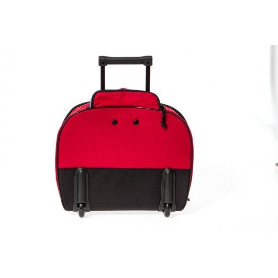 School bag on 2 wheels bear Teddy