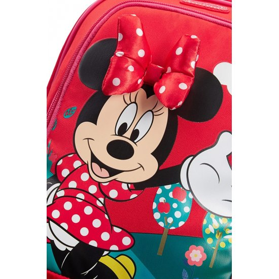 Ученическа раница Minnie Floral размер S+