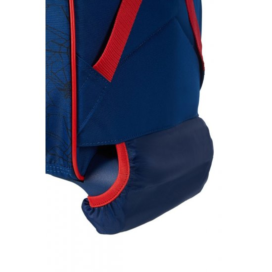 Spiderman Backpack with Wheels