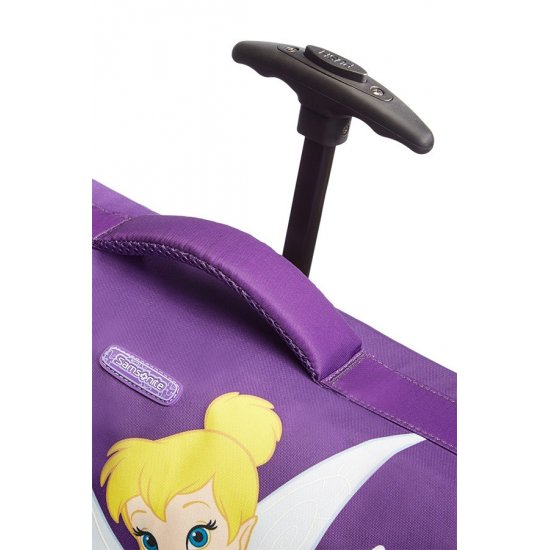 School backpack with two wheels Tinkerbell M