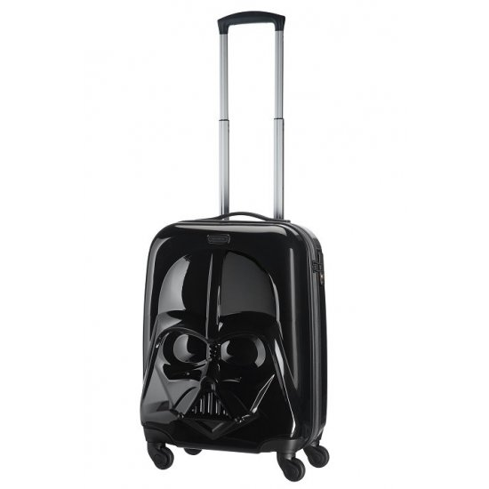 Star Wars Ultimate 4-wheel 56cm Spinner suitcase