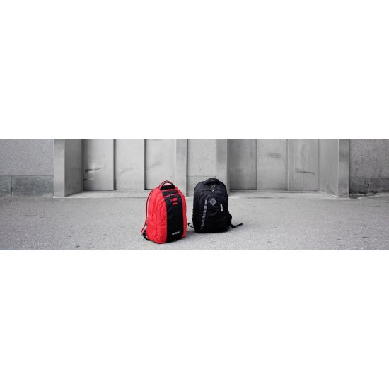 Urban Groove Backpack Red