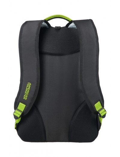 Urban Groove Laptop Backpack 39.6cm/15.6inch Black/Lime Green - Duffles and backpacks