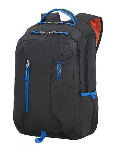Urban Groove Laptop Backpack 39.6cm/15.6inch Black/Blue - Duffles and backpacks