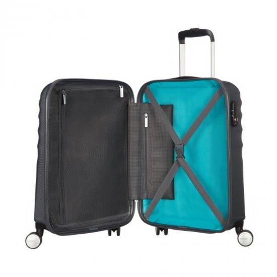 Wavebreaker 4-wheel cabin baggage Spinner suitcase 55cm