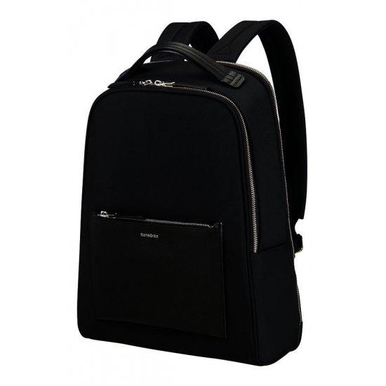 Zalia Backpack 35.8cm/14.1″ Black