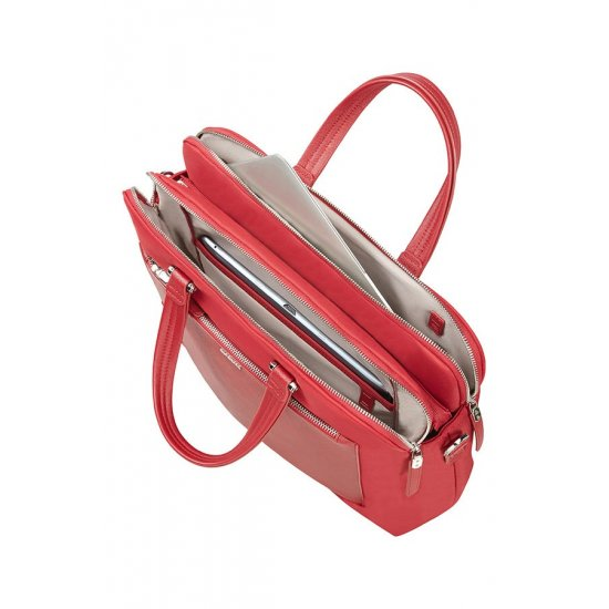 Organized Bailhandle 35.8cm/14.1″ Red