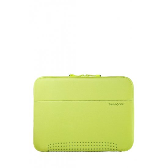Green laptop sleeve (protector) 15.6