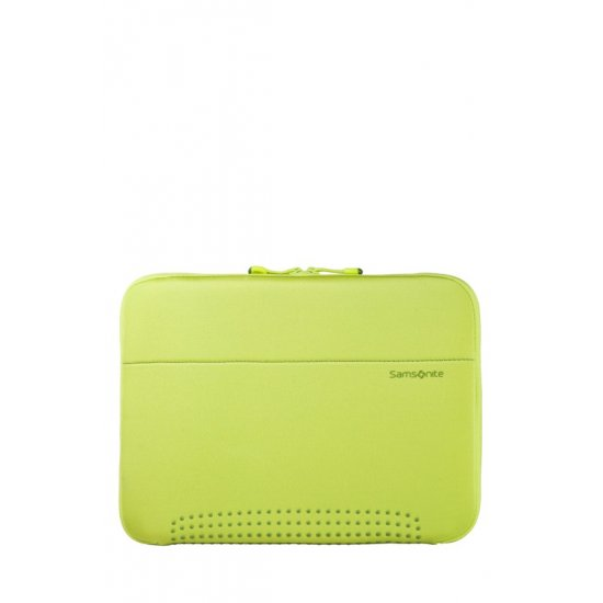 Green notebook sleeve (protector) 10.2
