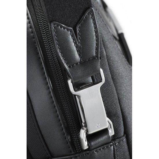 Green Briefcase Gusset 15.6