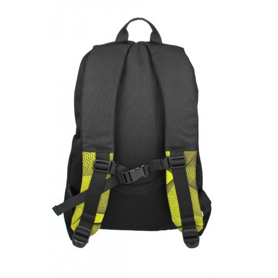 Green backpack for 16.4