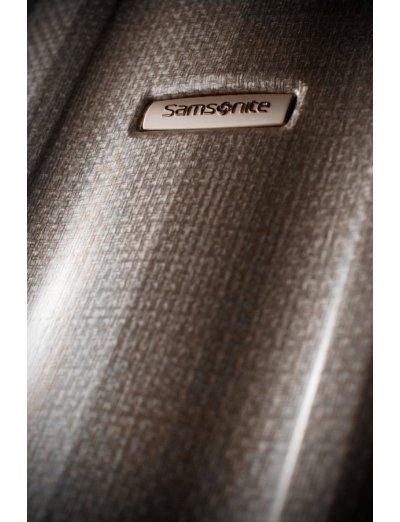 Куфар на 2 колела Cubelite 66 см цвят шоколад - Women's suitcases