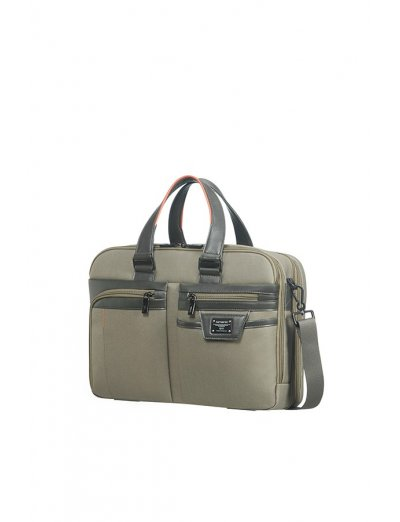Zenith Bailhandle Expandable39,6cm/15.6″ Taupe - Women's Business bags