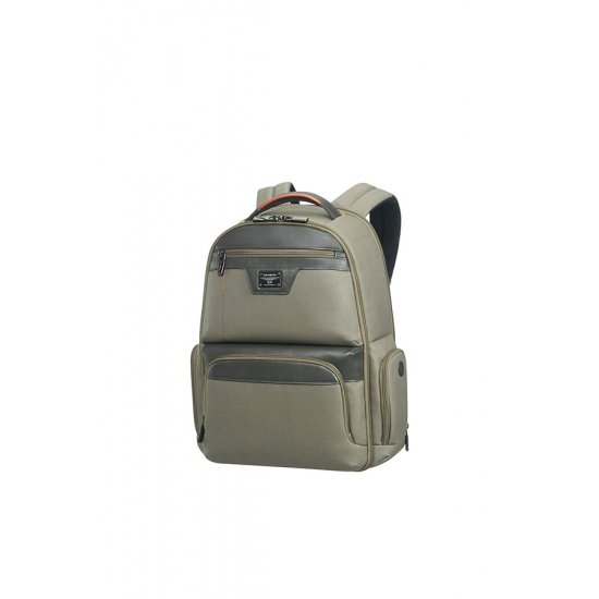 Zenith Laptop Backpack 39,6cm/15.6″ Taupe