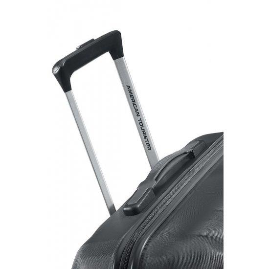 Ziggzagg 4-wheel Spinner suitcase 77 cm Titanium